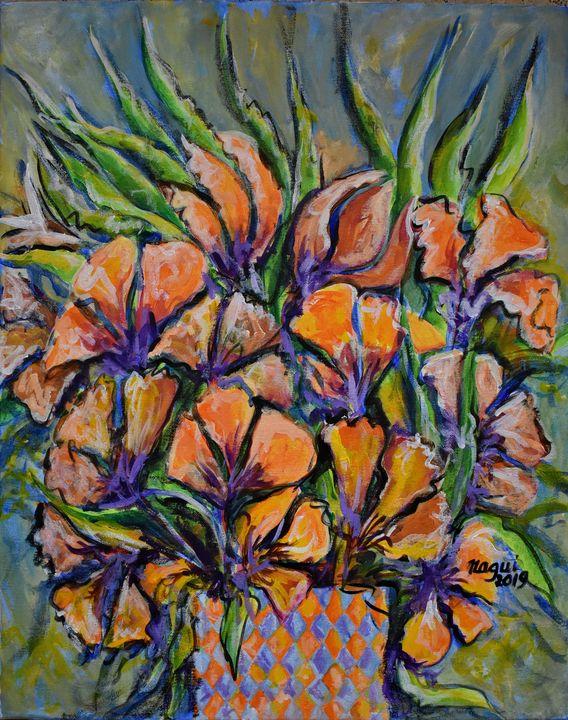 Flowers 06 - The Art of Nagui Achamallah