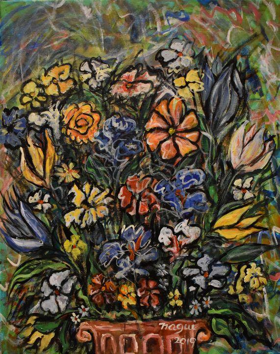 Flowers 07 - The Art of Nagui Achamallah