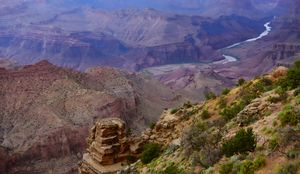Grand Canyon National Park Watchtowe