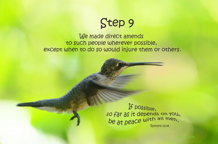 Step 9 Reflections - Fine Art by Debby