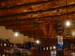 Hubbell Trading Post Inside