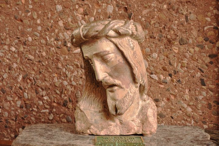 The Christ - Fine Art by Debby