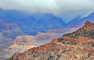 Grand Canyon Levels - Fine Art by Debby