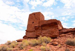 Wukoki Pueblo Ruins