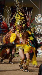 Aztec Dance Men