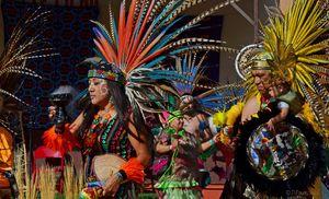 Aztec Dancers 2