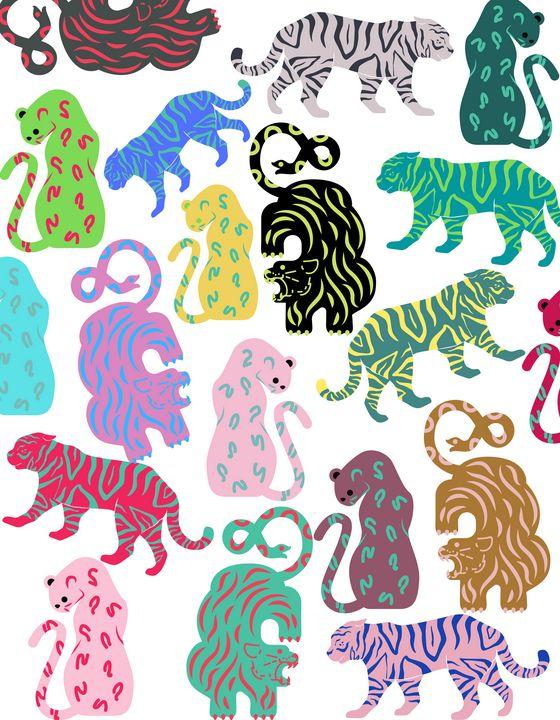 Leopardo - Giovanna Gil Alves
