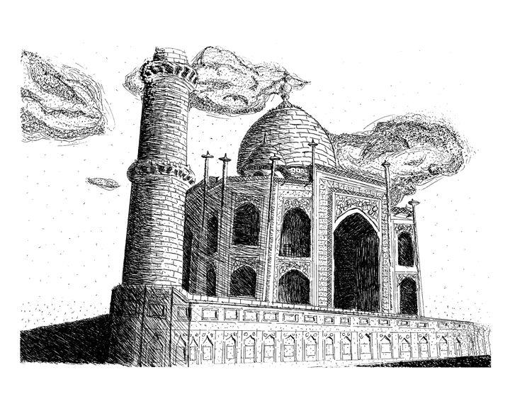 Taj Mahal - Naughty Jesus