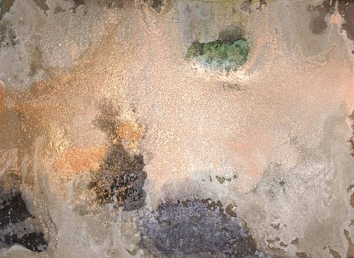 Sparkling Conversation for an Introv - Stress Art by Shelli Finch