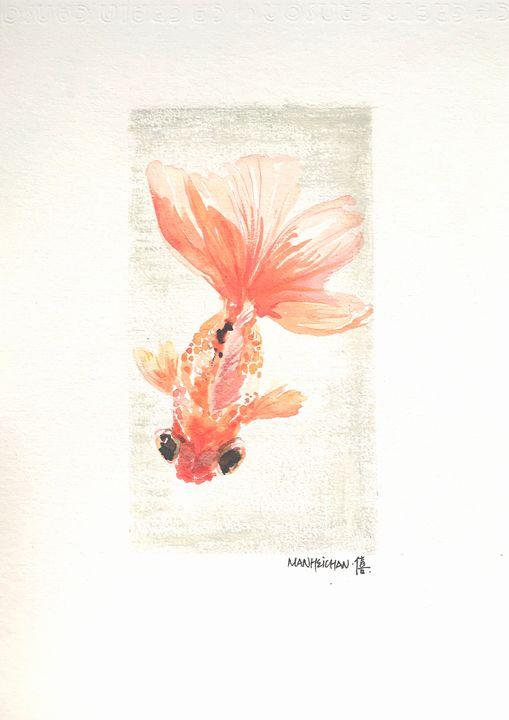 Red Flower - ManheiChan