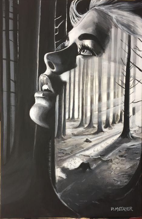 Belle au bois revant N°32 - Philippe METAYER