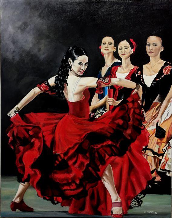 Flamenco - Philippe METAYER