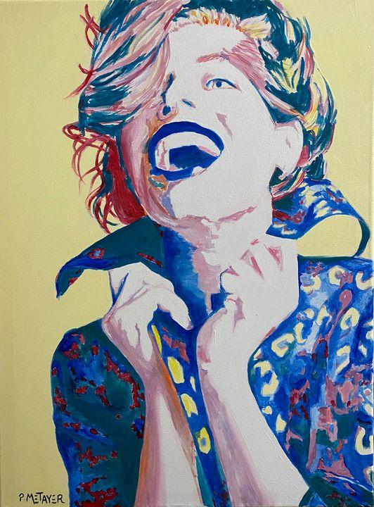 Rire bleu - Philippe METAYER