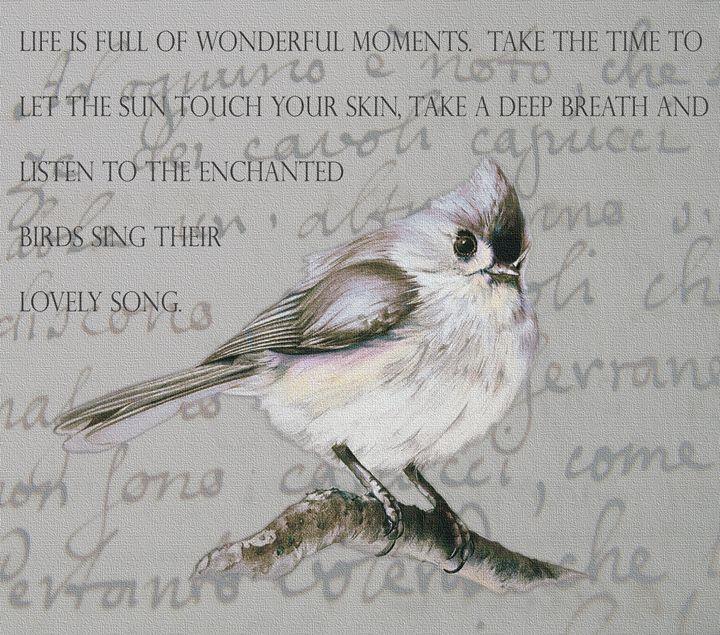 Wonderful Moments - Happy Bird Studio