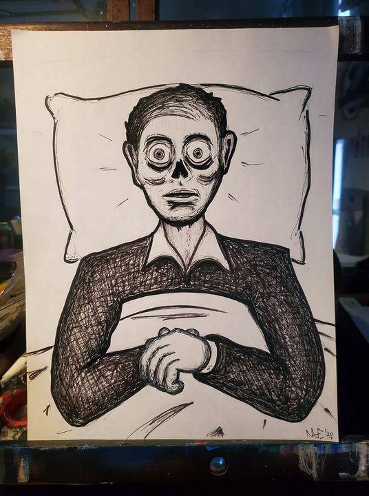 sleep terror - Nate Koffron