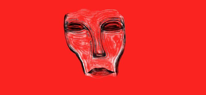 Red Indian - BrokenIrishVisualArts