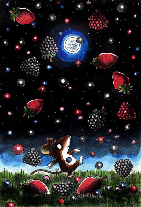 Berries from Heaven - Leighton Noyes