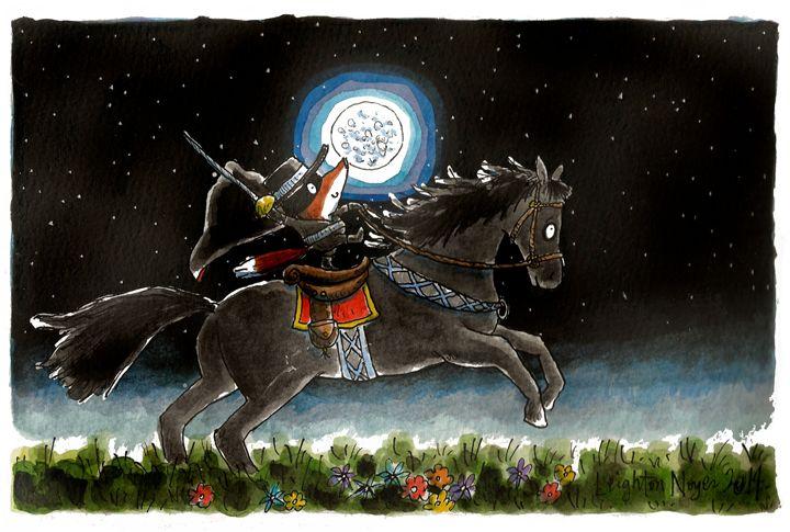 Zorro Rides Again! - Leighton Noyes