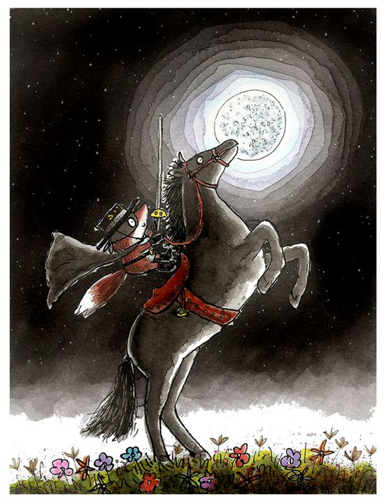 Zorro Rides! - Leighton Noyes