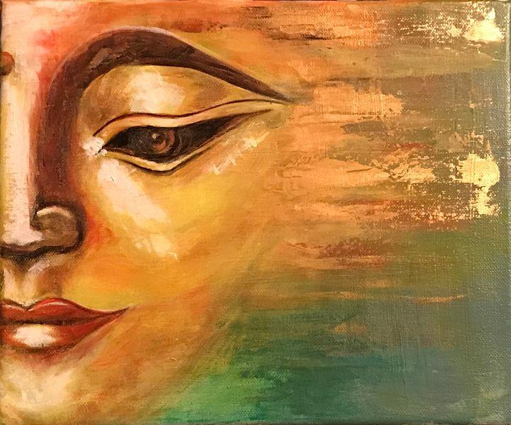 Golden Buddha - Hanson Sloan