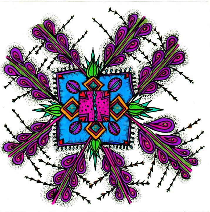 Spinner - jlallen artfull designs