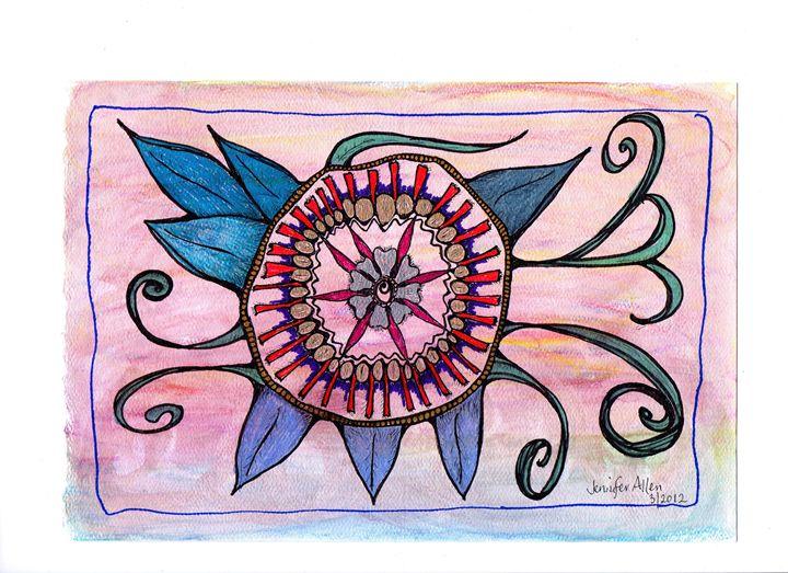 The Heart Within - jlallen artfull designs