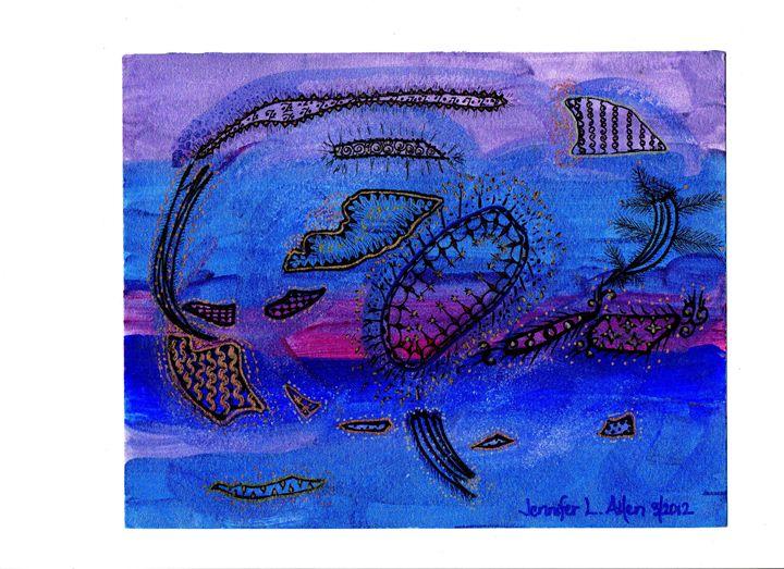 Magical Islands - jlallen artfull designs