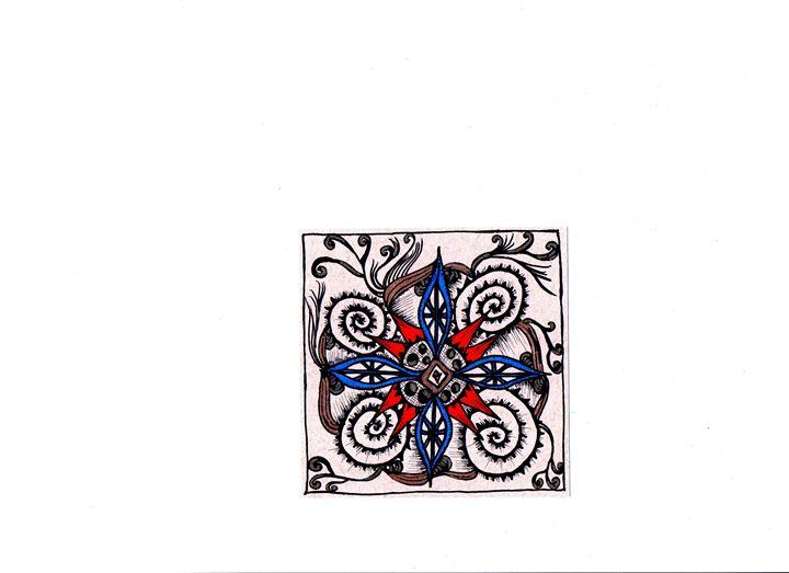 Pinwheel - jlallen artfull designs