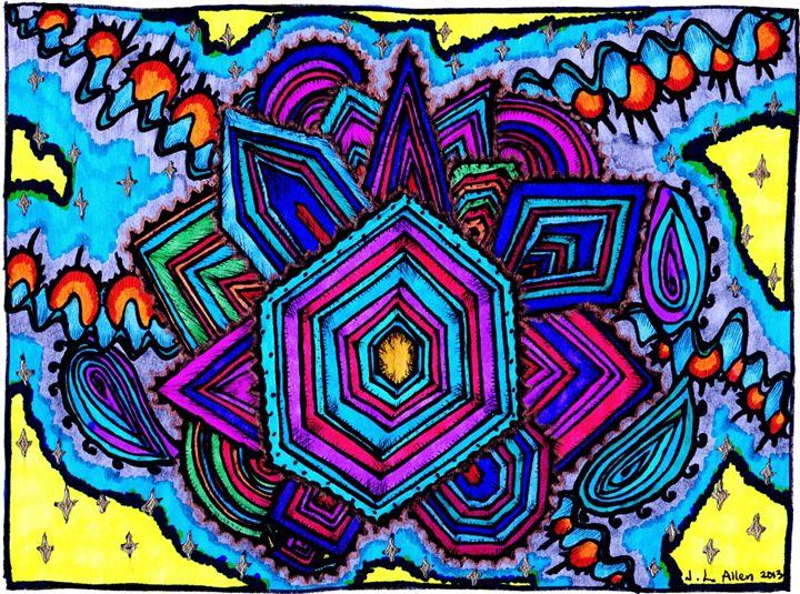 Fragments - jlallen artfull designs