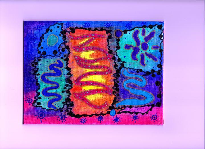 Simply Fractal - jlallen artfull designs