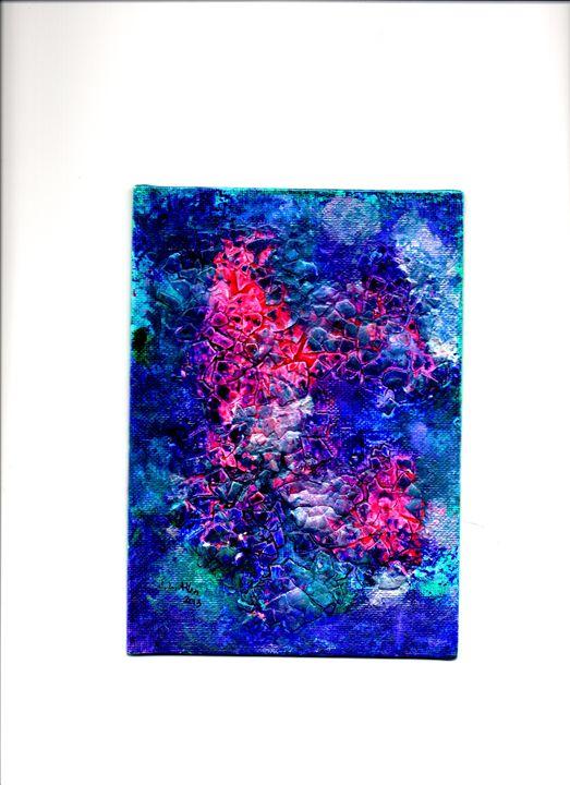 Color Me Blue - jlallen artfull designs