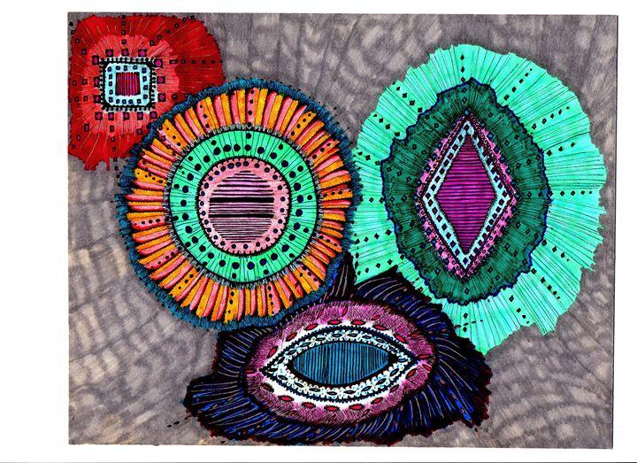 Mandalas and More - jlallen artfull designs