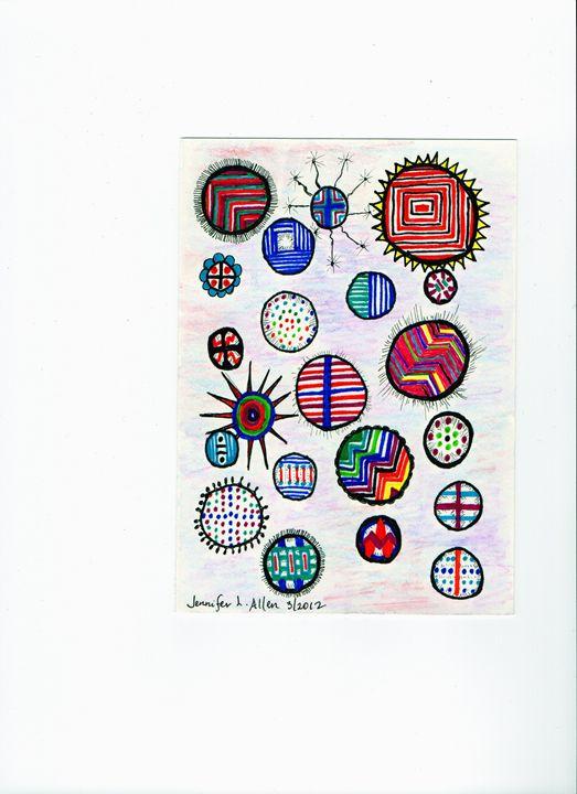Ornamental - jlallen artfull designs