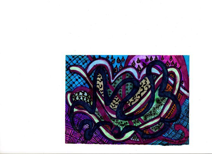 Endless Loop - jlallen artfull designs