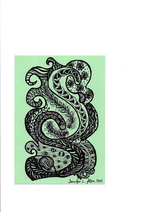 Sssooo - jlallen artfull designs