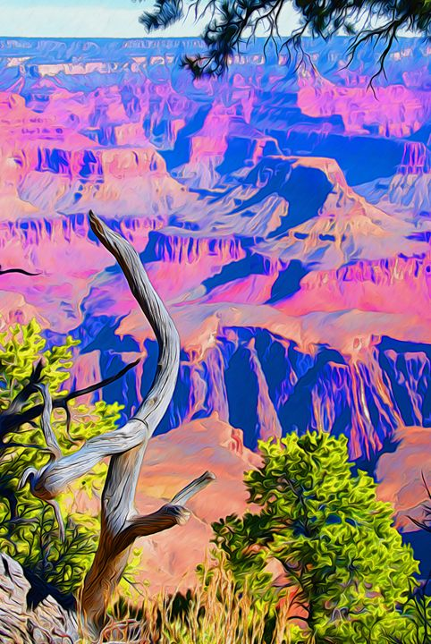 Grand Canyon - Created by Laurel