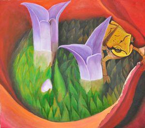 Frog Secret Garden (88)