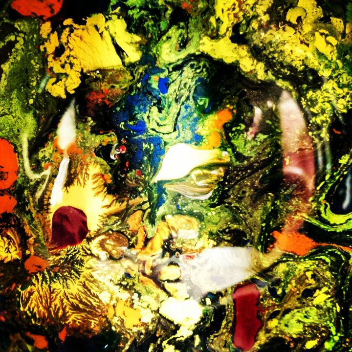 Spacial Chaos - PaintedLids