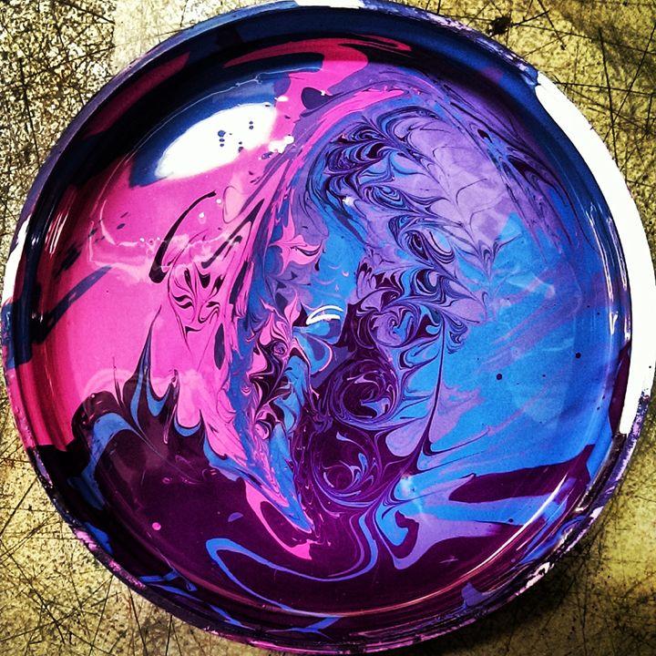 Bubble Gum Devil - PaintedLids