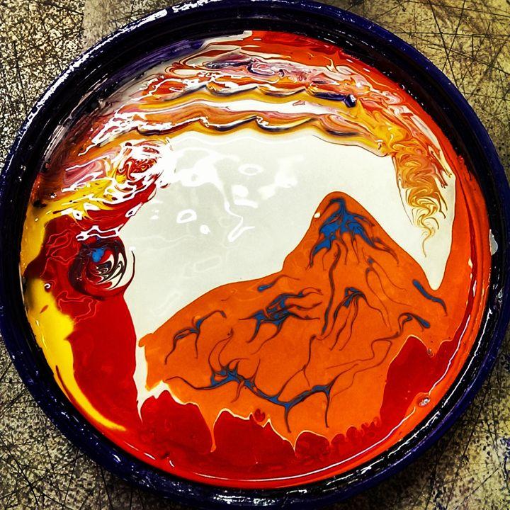 Orange Mountain Majesty - Steve DeVine