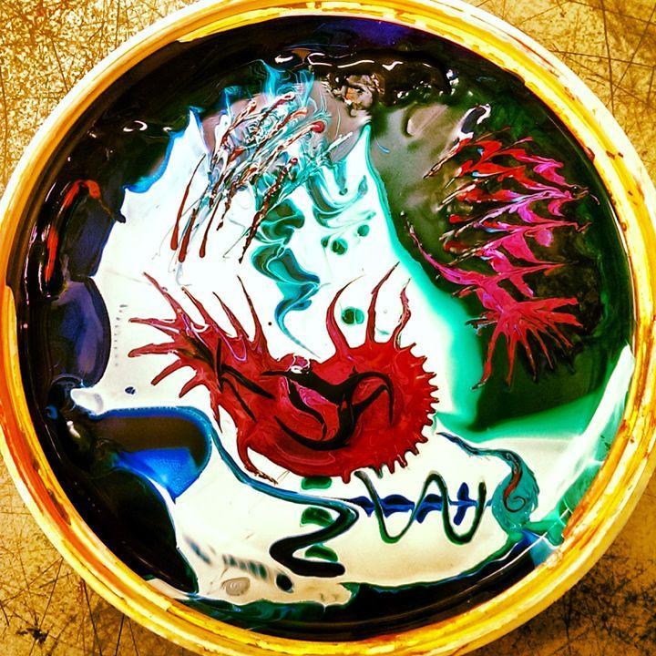 Deep Sea - PaintedLids