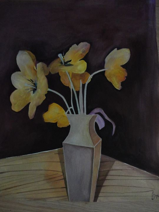 Yellow tulips - Valleria