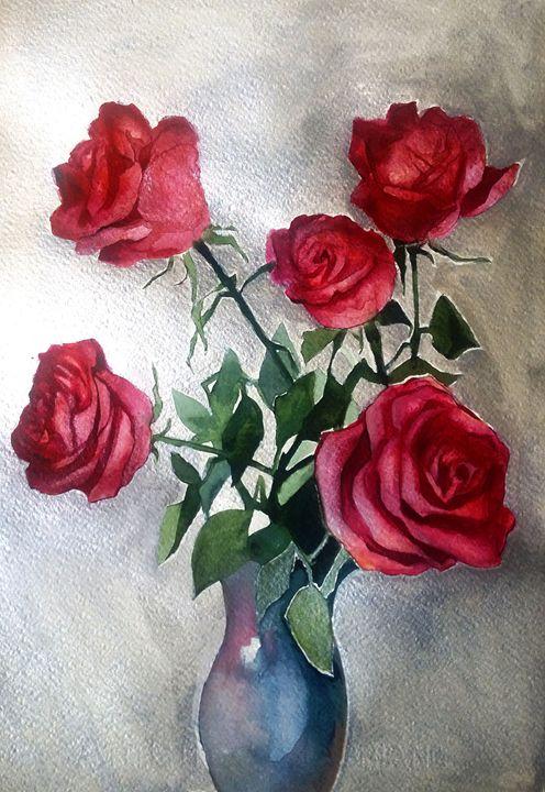 Red Roses - Valleria