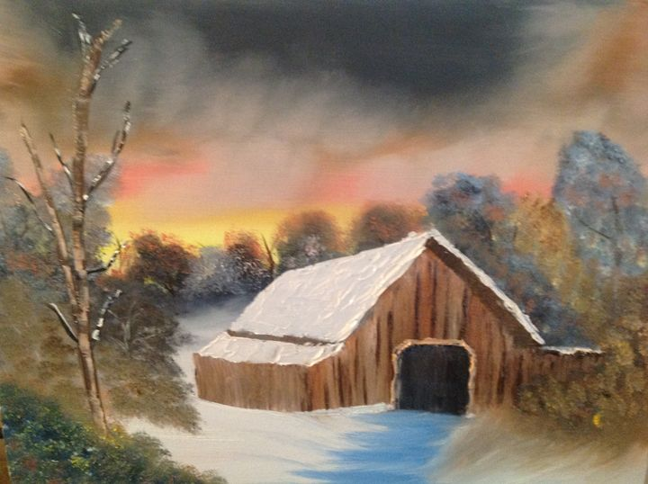 Ole Barn Outback - Memory's Gallery