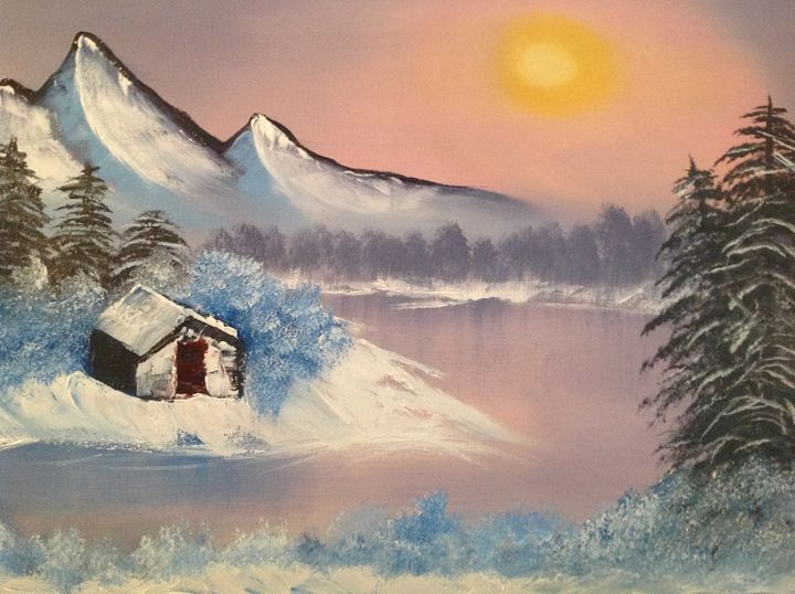 Winter Escape - Memory's Gallery