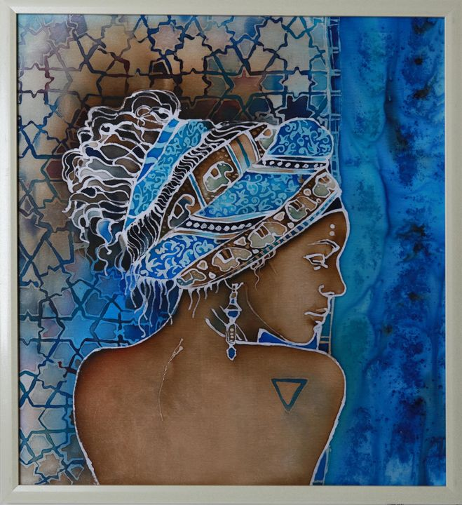 Lady Water - Anna Badalyan