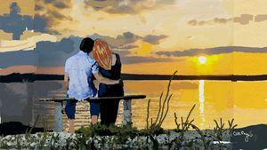 Loving Life - CAROLYN SCHUSTER
