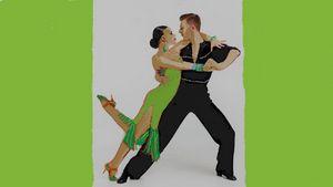 dancing the tango - CAROLYN SCHUSTER