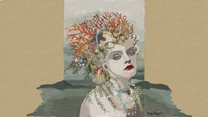 Lady of the Sea - CAROLYN SCHUSTER