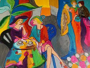 Women at the Fair